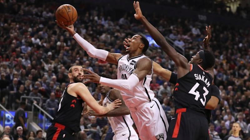 The Toronto Raptors reportedly sign Rondae Hollis