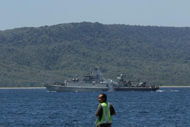Indonesia has deployed warships in the search for a submarine that went missing off the coast of Bali
