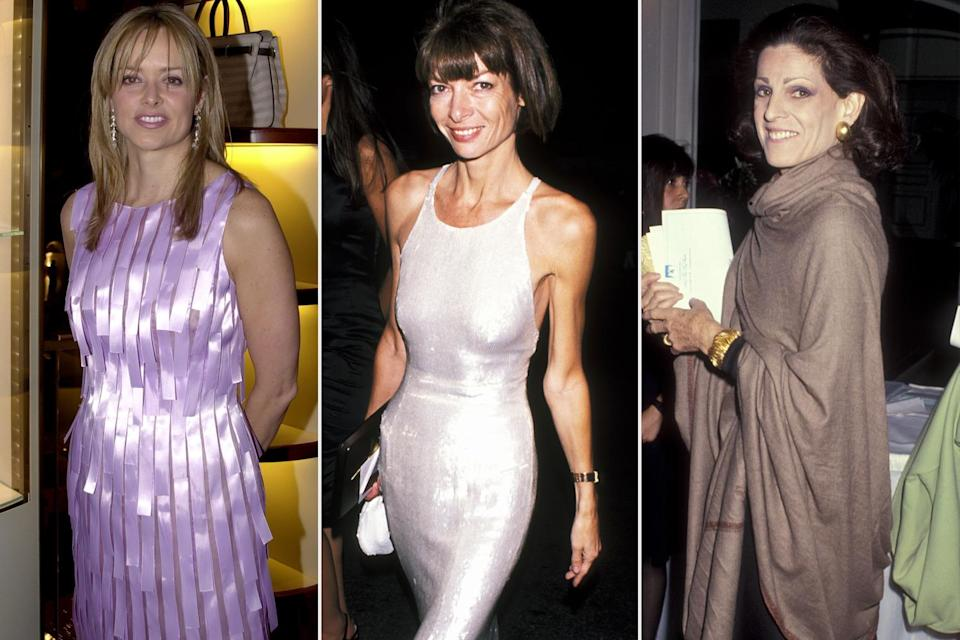 <p>Prior to 1995, fashion's biggest night did not usually have co-chairs, though Jaqueline Kennedy Onassis <em>did </em>chair the event twice, in 1976 and 1977. It wasn't until Anna Wintour began chairing the event that it became common practice to have co-chairs, who are generally a mix of celebrities and designers. </p> <p><strong>The theme: </strong>Haute Couture </p> <p><strong>The co-chairs:</strong> Clarissa Bronfman, Anna Wintour and Annette de la Renta </p> <p><strong>Honory chairs:</strong> Karl Lagerfeld and Gianni Versace</p>