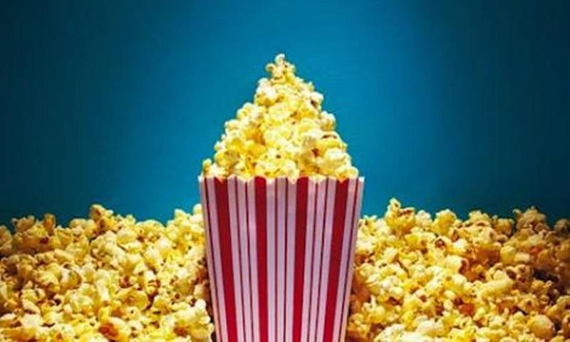 You can't eat popcorn or candy or drink a soda while watching a movie at movie theaters in Miami-Dade during the COVID-19 pandemic.