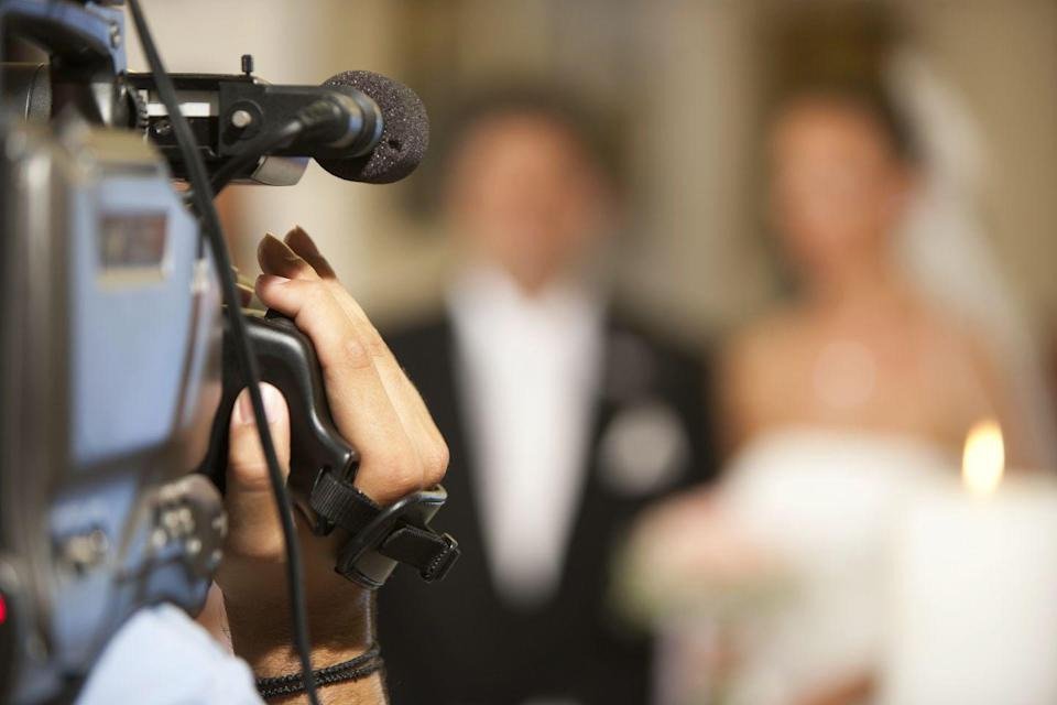 <p>This year marked the first time couples could capture their wedding on film, with Sony's release of the consumer camcorder. The rise of wedding videography, combined with brides wanting to replicate Diana's extravagant wedding, meant the cost of weddings soared. </p>