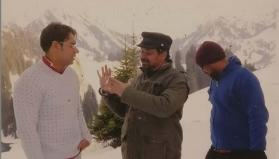 Throwback Thursday: Anees Bazmee shares unseen pic with Ajay Devgn from the sets of Naam