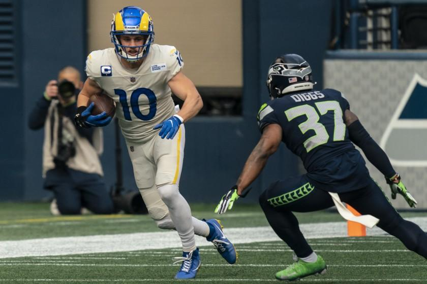 Rams Place Receiver Cooper Kupp On Reserve Covid 19 List