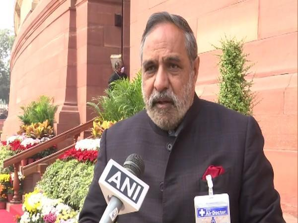 Congress Party Leader Anand Sharma (Photo ANI)