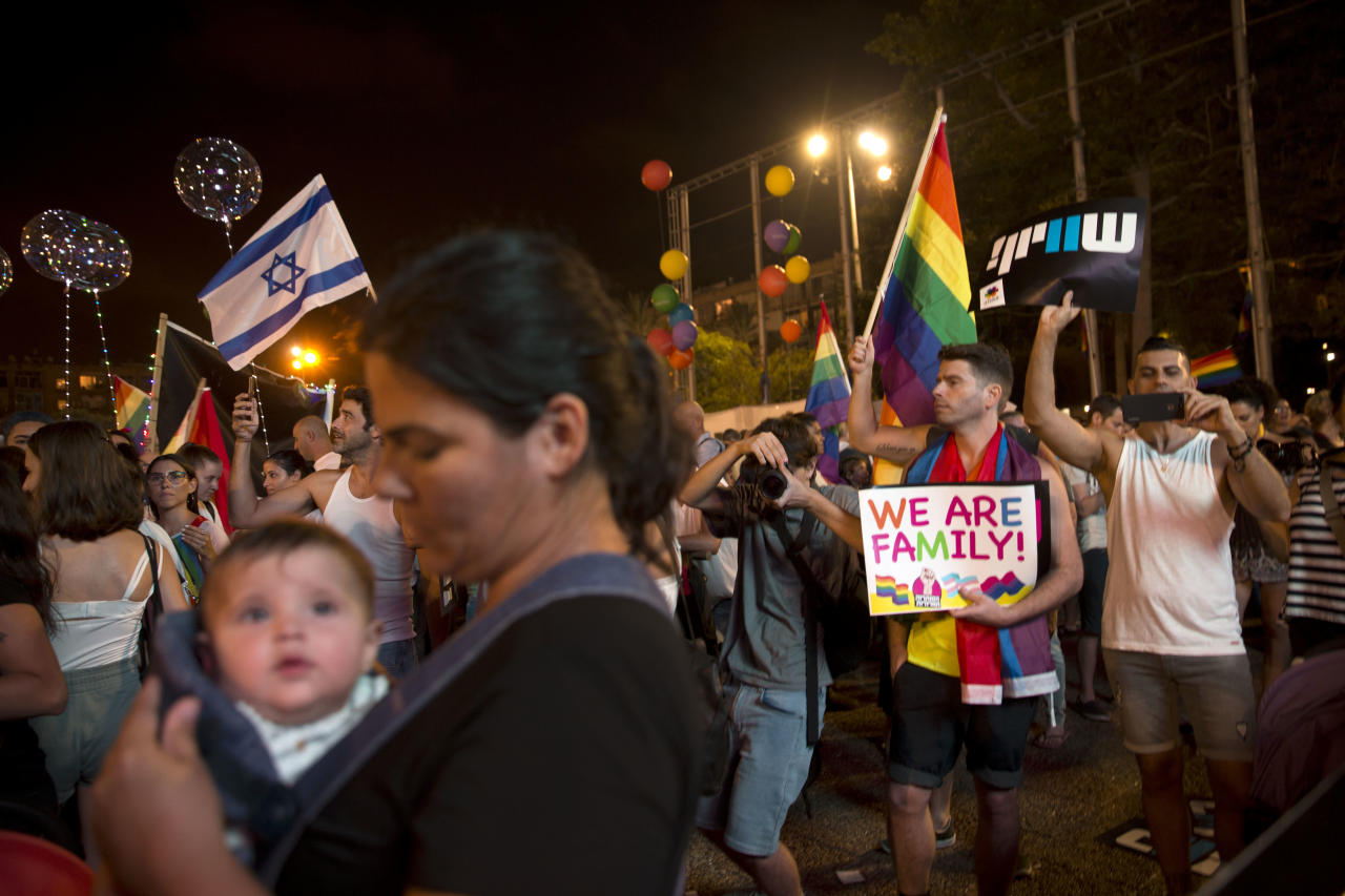 Israeli top court rules against surrogacy law excluding gays