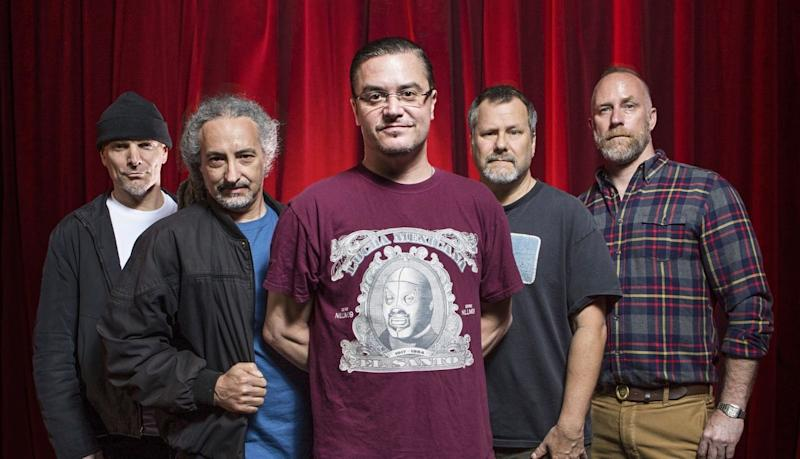 Faith No More confirm first live shows in four years