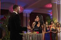 "<p>Former <em>Bachelor </em>executive producer Scott Jeffress confirmed this to Amy Kaufman in her book <em><a href=""https://www.amazon.com/Bachelor-Nation-Americas-Favorite-Pleasure/dp/1101985909"" rel=""nofollow noopener"" target=""_blank"" data-ylk=""slk:Bachelor Nation: Inside the World of America's Favorite Guilty Pleasure"" class=""link rapid-noclick-resp"">Bachelor Nation: Inside the World of America's Favorite Guilty Pleasure</a>.</em></p><p>""We would say, 'We'd like you to keep this one because she's good for TV, and this other one we'd like you to get to know better,"" <a href=""https://www.elle.com/culture/movies-tv/a19136467/bachelor-nation-book-most-shocking-revelations/"" rel=""nofollow noopener"" target=""_blank"" data-ylk=""slk:he said"" class=""link rapid-noclick-resp"">he said</a>—explaining that the final decision is up to the lead. </p>"
