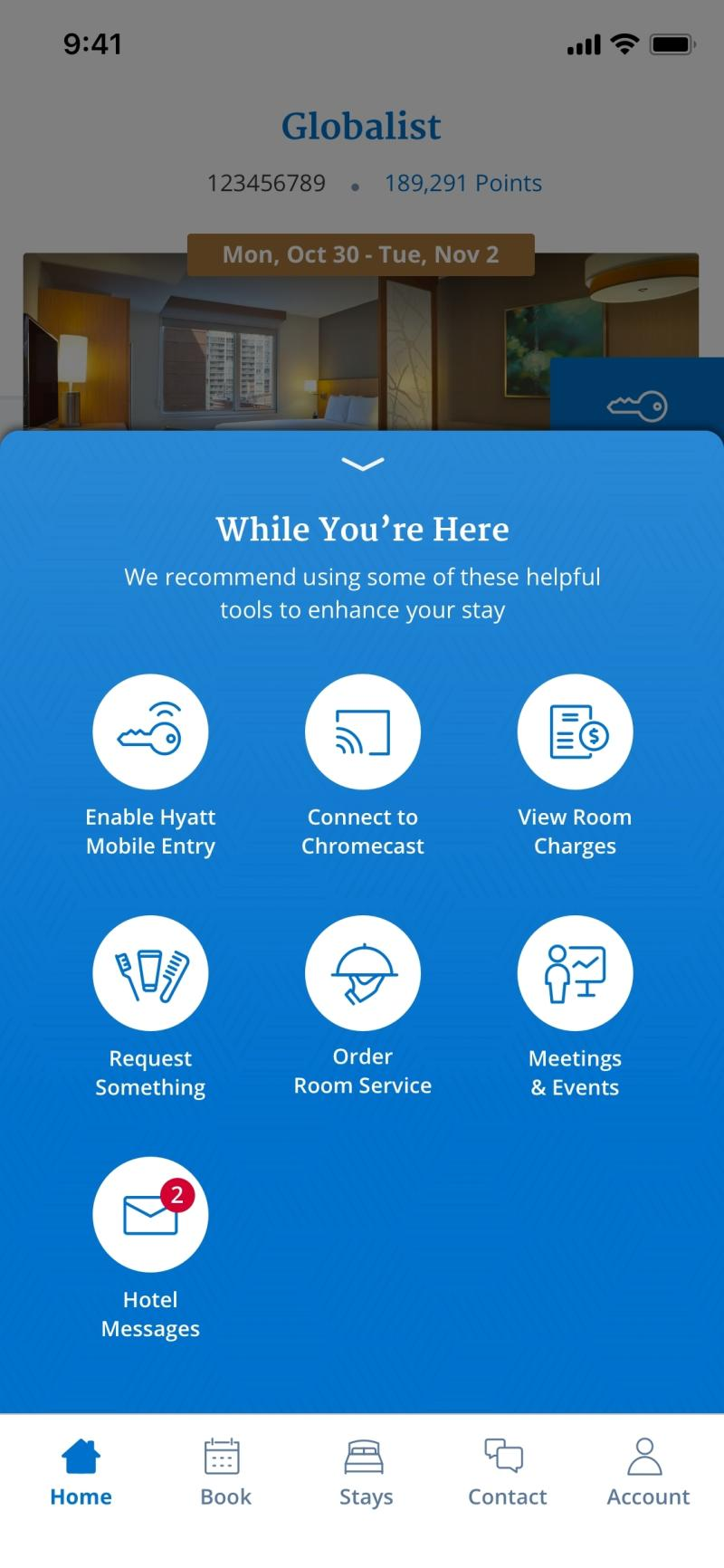 New World of Hyatt Mobile App Provides Loyalty Members With a More Personalized and Seamless Travel Experience