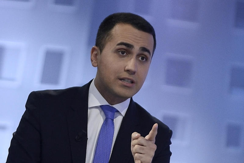 Luigi Di Maio (Photo by Simona Granati - Corbis/Getty Images)