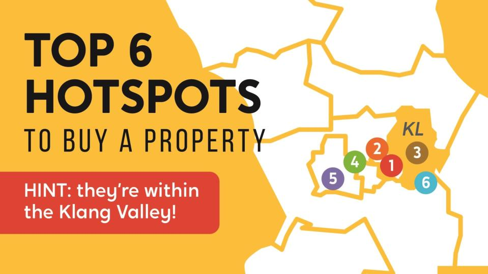 63% Of Malaysians Are Finding Properties To Buy At These Hotspots
