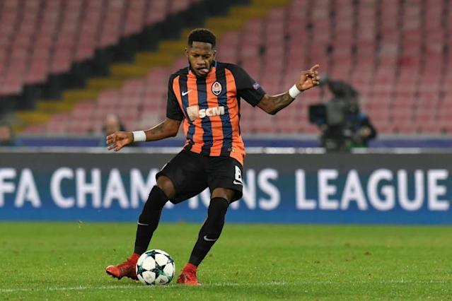 Fred welcomes Manchester United interest but Brazil star remains focused on World Cup