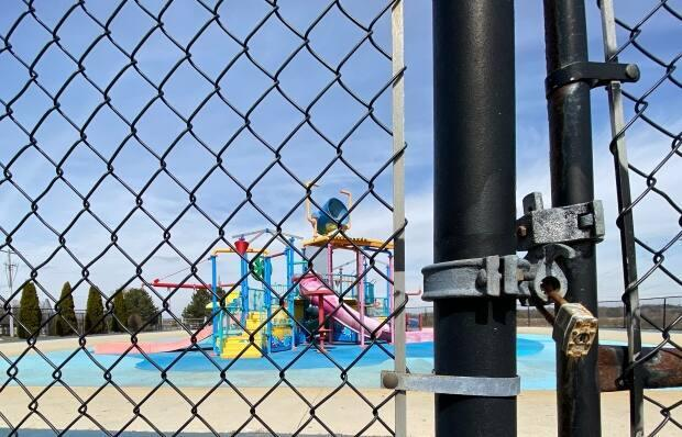 Big Splash at Bingemans did not operate last summer because the province didn't allow waterparks to open due to COVID-19. Waterpark operators across Ontario will be allowed to operate this summer under step two of the province's three-step reopening plan. (Craig Norris/CBC - image credit)