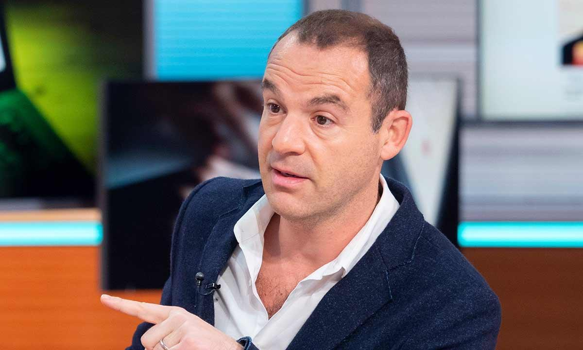 Martin Lewis reveals he couldn't eat for a week due to throat ulcer