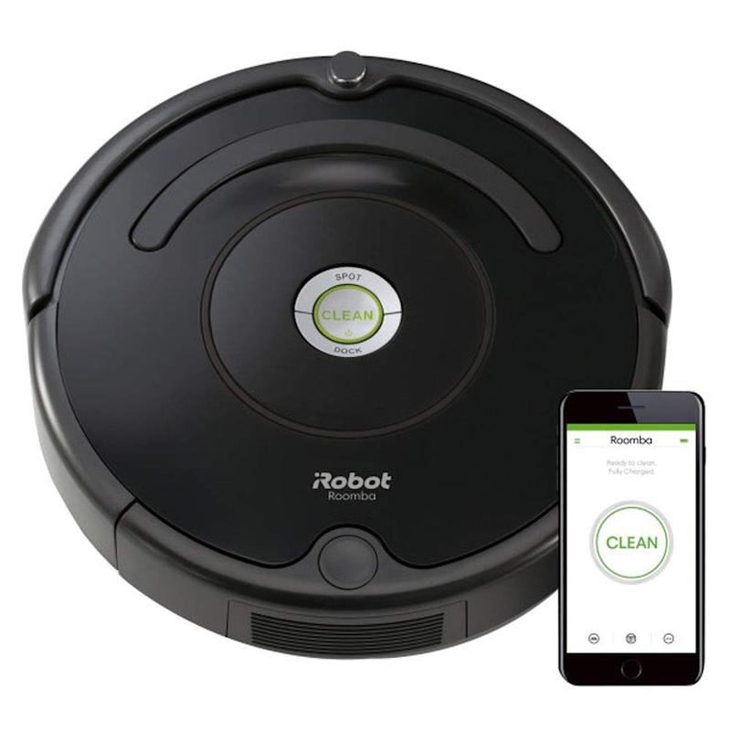 iRobot 671 Roomba Robot Vacuum-Alexa Enabled. Image via Amazon.