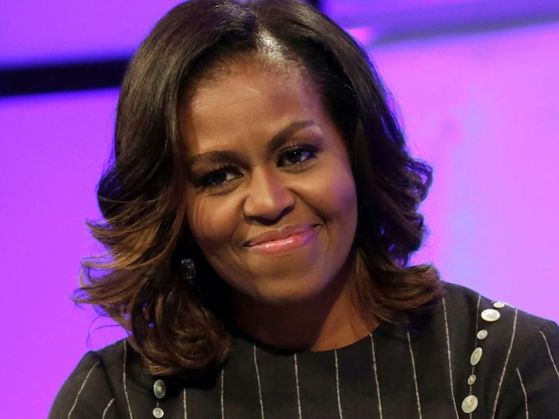 Michelle Obama Says She'll Never Forgive Trump's Racist Lie About