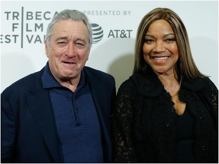 Robert De Niro and Grace Hightower were together for 21 years.