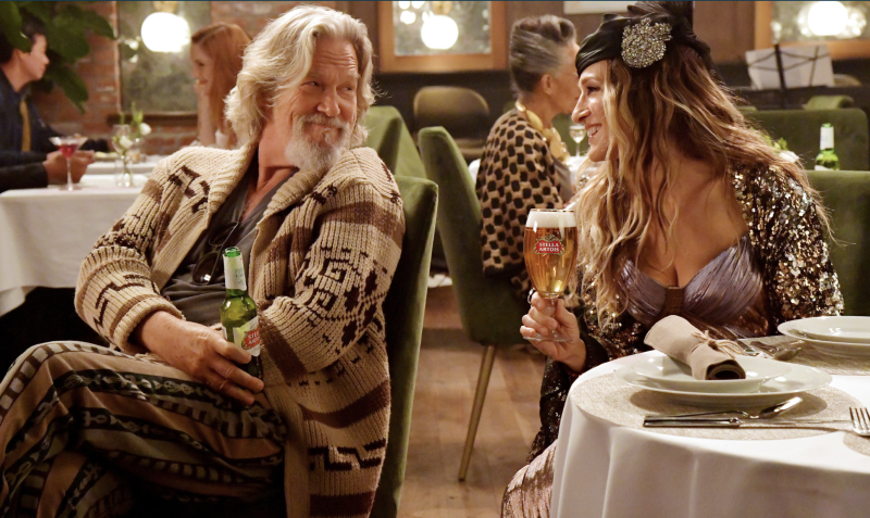 Stella Artois Super Bowl 2019 Ad: The Dude Meets Carrie Bradshaw