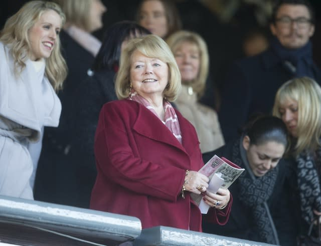 Hearts owner Ann Budge has been consulting with legal advisors (Jeff Holmes/PA)