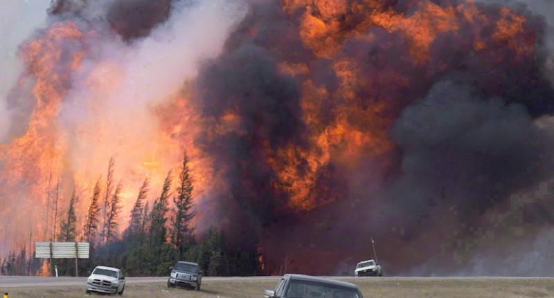 #hfi78 Fort McMurray Fire - cover
