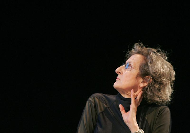 American choreographer Trisha Brown (pictured in 2006), a pioneer of postmodern dance whose gravity-defying work shaped generations of creators, has died at the age of 80