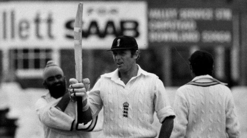 Geoffrey Boycott became a popular commentator after his retirement