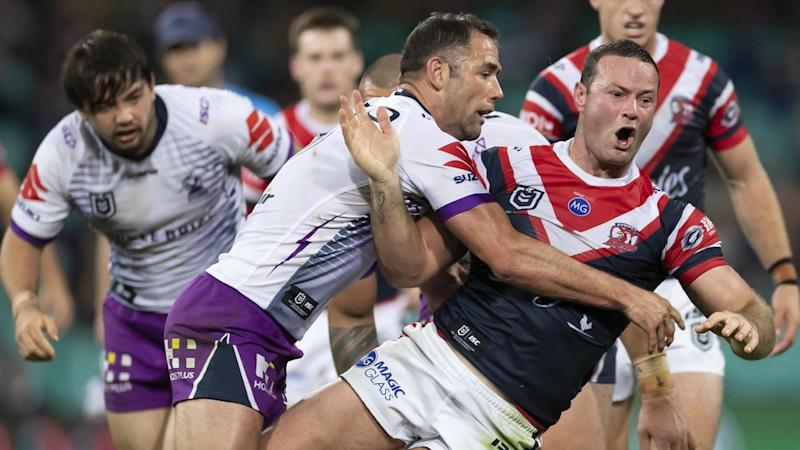 Sydney Roosters and Melbourne will clash on at least two occasions in this year's NRL