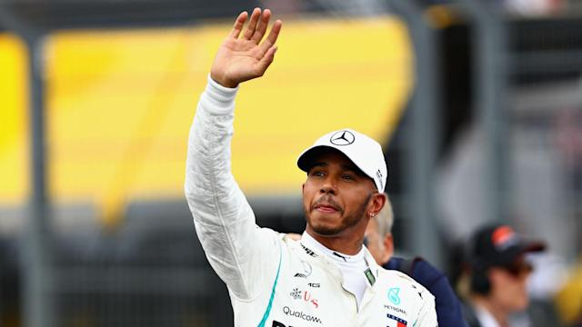 Mercedes returned to dominance in qualifying for the French Grand Prix, leaving their rivals praying for rain.