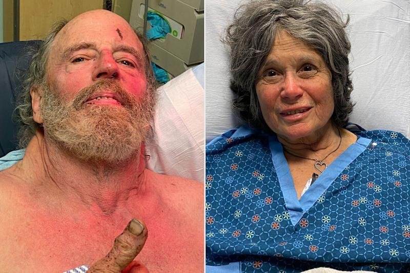 Missing Elderly Hikers Lost in Calif. Forest Since Valentine's Day Are Found Alive