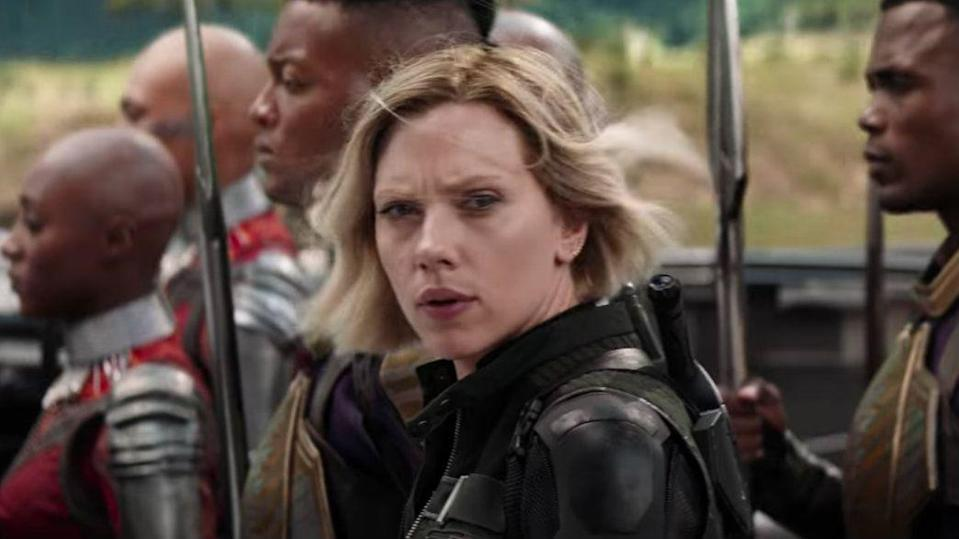 "<p><strong>Last sighted:</strong> Wakanda<br>Natasha is still around to comfort Steve Rogers about Bucky. It's like <em><a rel=""nofollow noopener"" href=""http://www.digitalspy.com/movies/captain-america/review/a558288/captain-america-the-winter-soldier-review-sequel-hits-the-right-notes/"" target=""_blank"" data-ylk=""slk:Captain America: The Winter Soldier"" class=""link rapid-noclick-resp""><em>Captain America: The Winter Soldier</em></a></em> all over again.</p>"