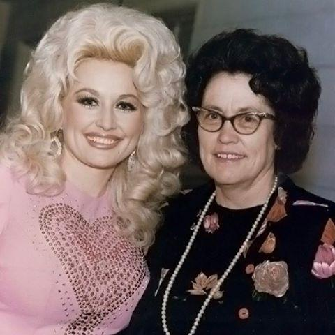 "<p>The country superstar's love for her mom, Avie, is as big as her hair! ""I never forget how lucky I am to have had such a loving mother,"" she captioned this old photo. ""Happy Mother's Day to all the Mamas out there!"" (Photo: Dolly Parton via Instagram) </p>"