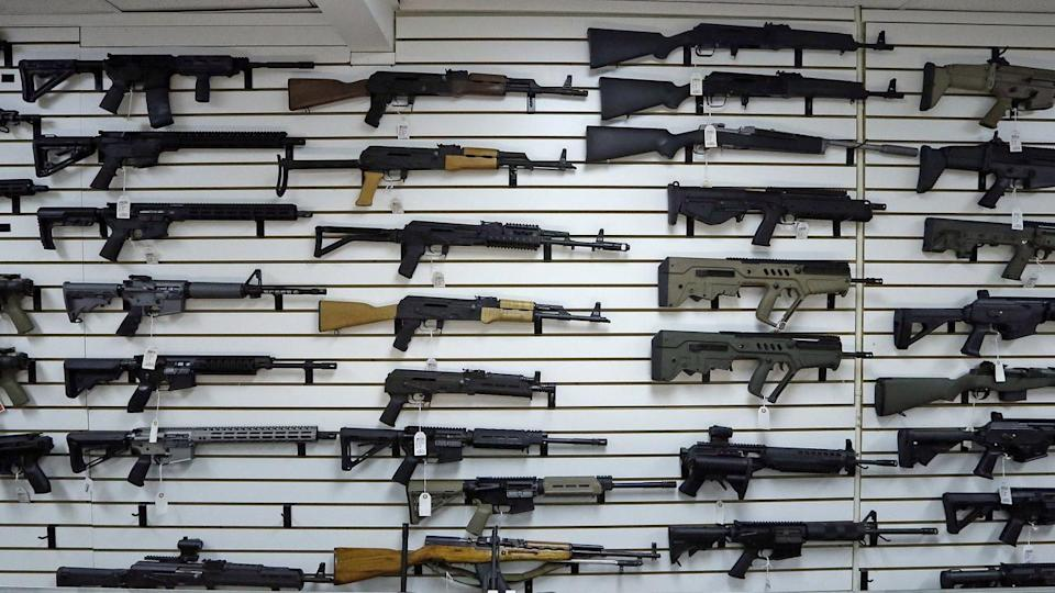 New Zealand will ban military-style semi-automatic rifles, the prime minister has announced. Source: AAP