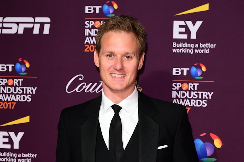 BBC Breakfast's Dan Walker