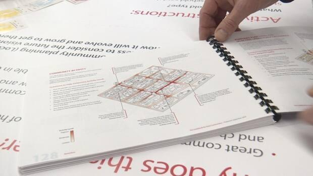 """According to the city, the Guidebook for Great Communities provides """"language and options for how a community can grow through working with citizens during the local area planning process."""""""