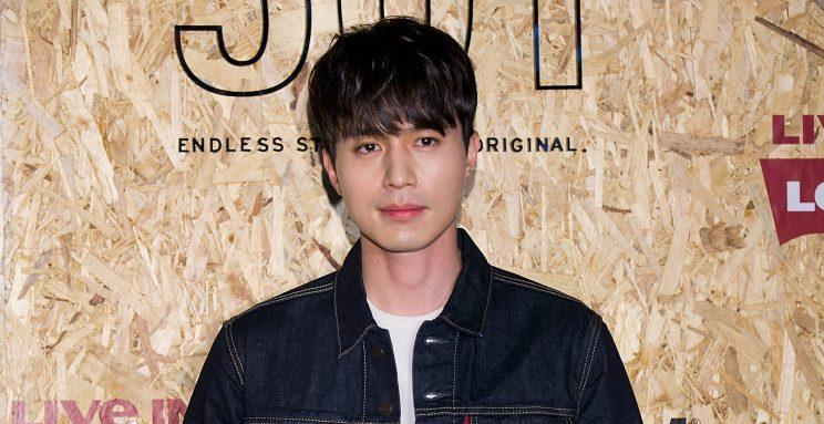 South Korean actor Lee Dong-wook. (Photo: Getty Images)