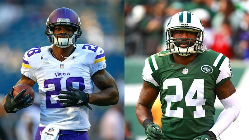 Age only begins to explain free agency struggles of Adrian Peterson, Darrelle Revis