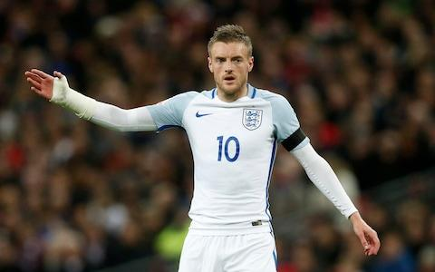<span>Vardy has benefited from stepping away from the international stage</span> <span>Credit: reuters </span>