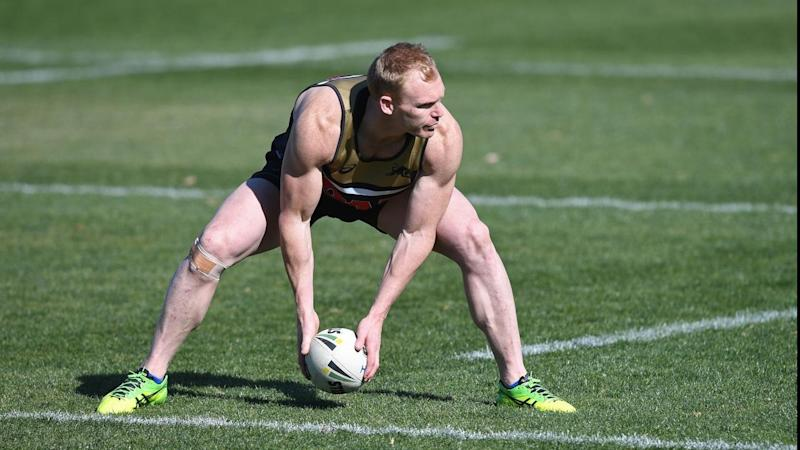 NRL PANTHERS TRAINING