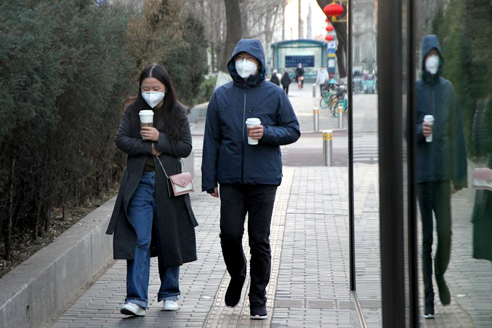 Scientists said it is possible that epidemics could be already growing in multiple major Chinese cities. (Getty)