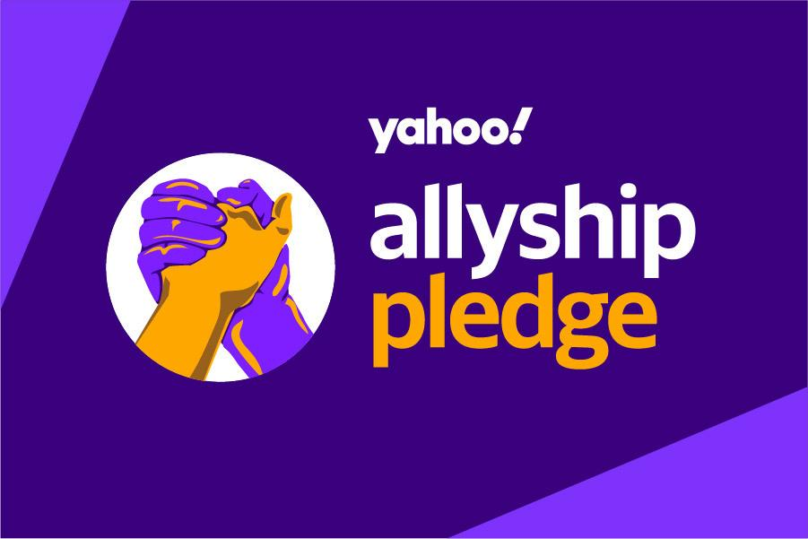 The #YahooAllyshipPledge is a six month program with Kindred, the network built to prepare business, nonprofit and cultural leaders for a more socially responsible future.