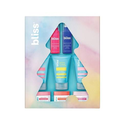 Bliss Merry Blissmas Skincare Set - 8ct