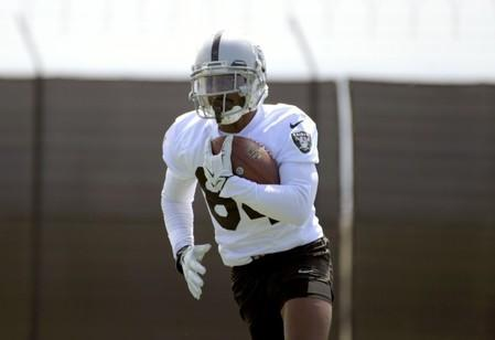 NFL: Oakland Raiders-OTA