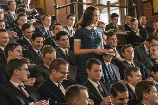 Mimi Leder, best known as one of the great TV directors, talks about her new Ruth Bader Ginsburg biopic and why it took so long to return to the big screen.