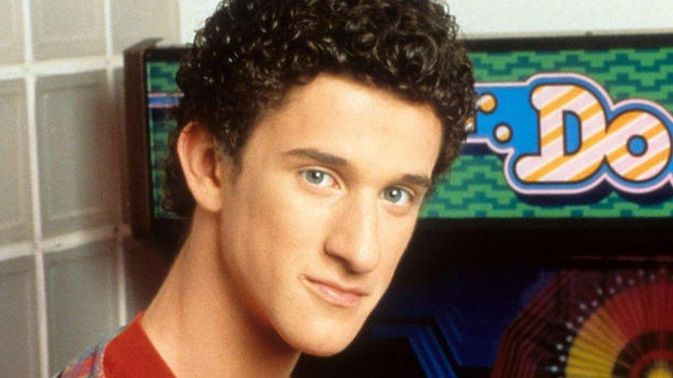 Dustin Diamond en 1991