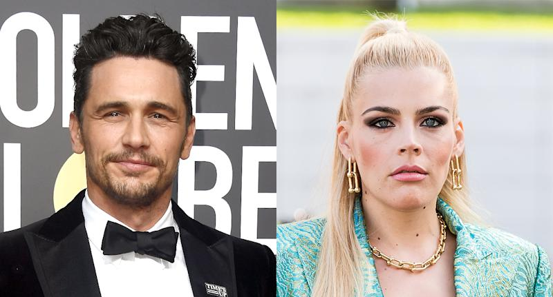 Busy Philipps: James Franco Assaulted Me During Filming