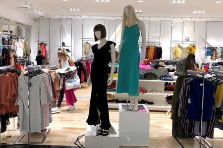 Shoppers browse through clothing at a Forever 21 fashion retail store at the King of Prussia mall in King of Prussia, Pennsylvania