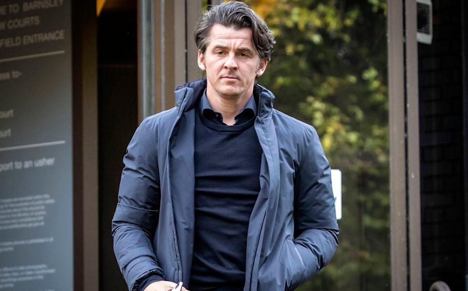 Joey Barton was arrested last month and has now been charged - PA