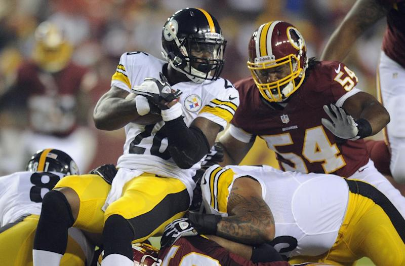 Foot healed, Steelers RB Bell ready to get going