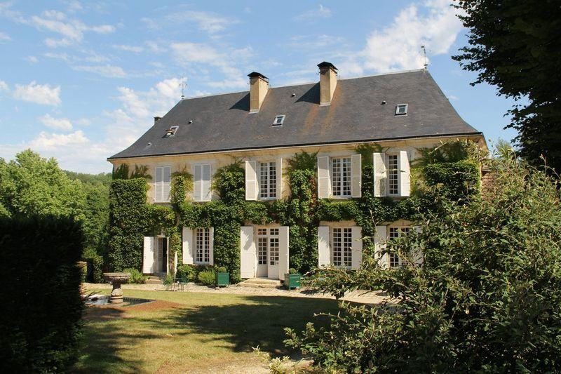 "<p>Escape to the country with this spectacular French manor house. It has its very own private lake, 15 <a href=""https://www.housebeautiful.com/uk/decorate/bedroom/a33010668/detox-bedroom/"" target=""_blank"">bedrooms</a>, 13 bathrooms, a heated swimming pool, tennis court and stables. Tempted? You'll need £1.3 million...</p><p><a href=""https://beauxvillages.com/en/bvi19558"" target=""_blank"">This property is currently on the market via Beaux Villages Immobilier for £1.3 million</a>. </p>"
