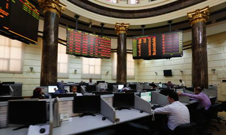 Egyptian stocks end week of bombings in red