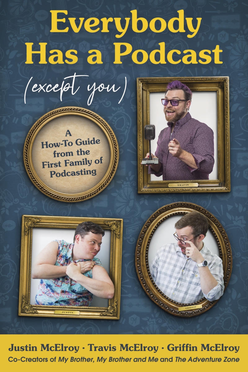 Books - McElroy Brothers
